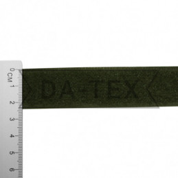 25 mm Loop tape 100% PE khaki