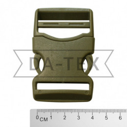 38 mm Plastic buckle...