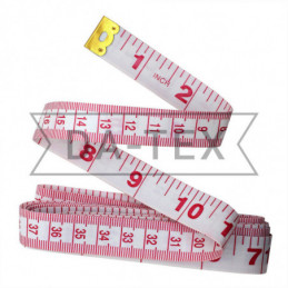 Measuring tape multicolored