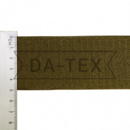 50 mm Hook tape 100% PE khaki