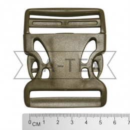 50 mm Plastic buckle...