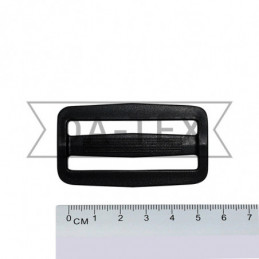 50 mm Plastic buckle black