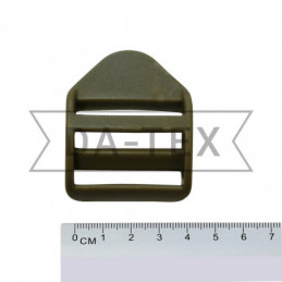 38 mm Plastic buckle khaki