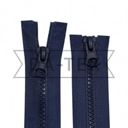80 cm Plastic zipper N.5/2...
