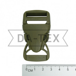 25 mm Plastic buckle...