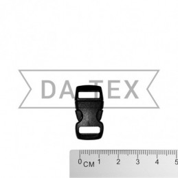 10 mm Plastic buckle...