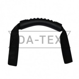 25 mm Bag handle black