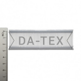 25 mm Tag pin transparent