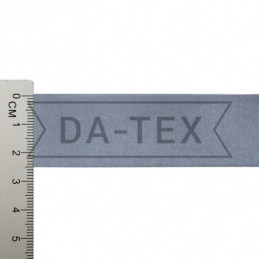 25 mm Reflective tape grey