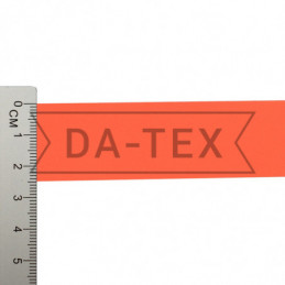 25 mm Reflective tape orange