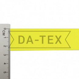 25 mm Reflective tape yellow