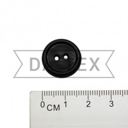 17 mm Button black