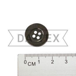17 мм Ґудзик металевий...