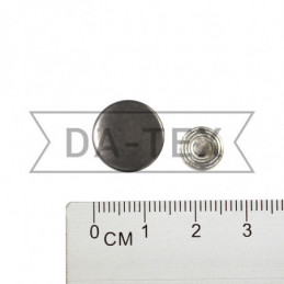 14 mm Jeans button nikel