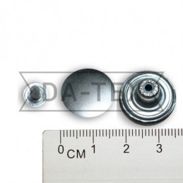 17 mm Jeans button nikel
