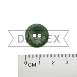 17 mm Button green