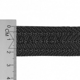 23 mm Outer tape 8 g/m black