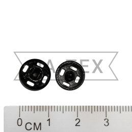 10 мм кнопка колір чорний