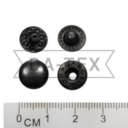 10 mm snap button W-style...