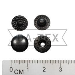 10 мм кнопка АЛЬФА цвет оксид