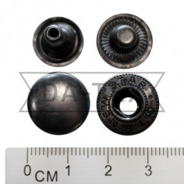 15 mm snap button W-style...