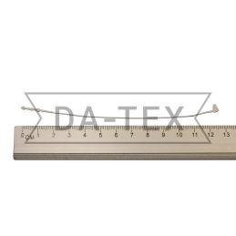 125 mm Tag pin transparent