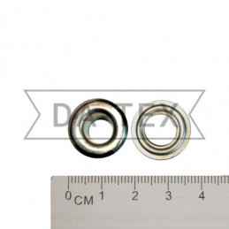 10 mm Eyelet N.24 + washer...