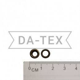 5,2х8,5 mm Brass Eyelet N.2...