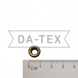 5,8х9,7 mm Brass Eyelet N.3...
