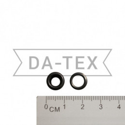 4 mm Eyelet N.2 + washer oxide