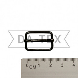 20x13 mm Metal buckle black...