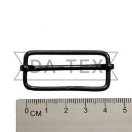 40x16 mm Metal buckle black...