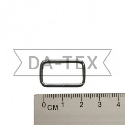 20x10 mm Metal frame nikel