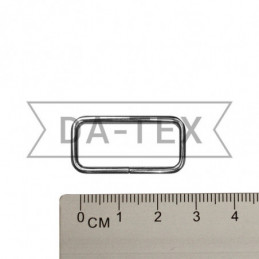 25x10 мм Рамка металева...
