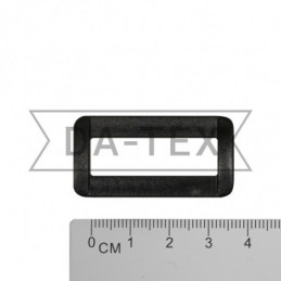 32 mm Plastic frame black