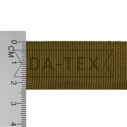 23 mm Outer tape 8 g/m khaki