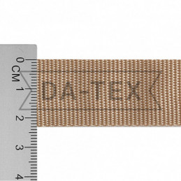 23 mm Outer tape 8 g/m beige