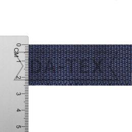 25 mm PP tape 12 g/m dark blue