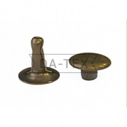 9 mm Rivets №33,5 antik