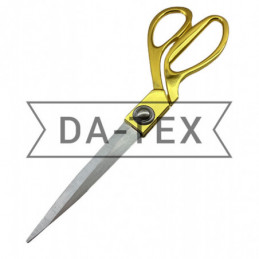 25 cm Scissors gold