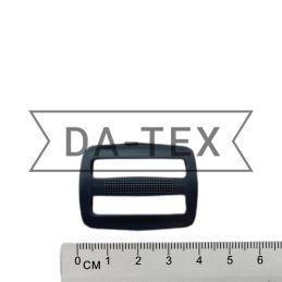 32 mm Plastic buckle РОМ grey