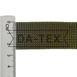 25 mm PP tape 18 g/m REPS...