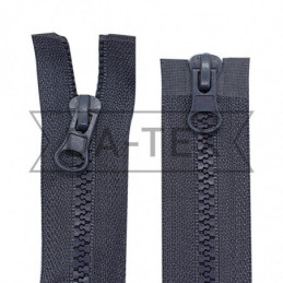 85 cm Plastic zipper N.5/2...