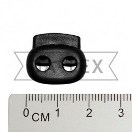 22mm 2-holes stopper S007...