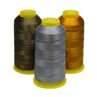 Polyester threads 100% - buy wholesale